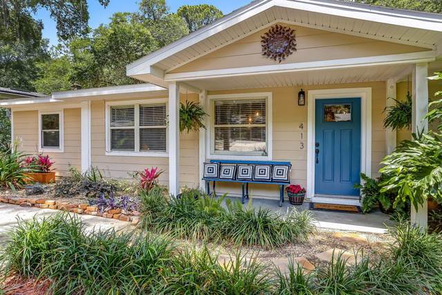 413 Stanley Dr, Fernandina Beach, FL 32034 (MLS #1055403) :: The Hanley Home Team