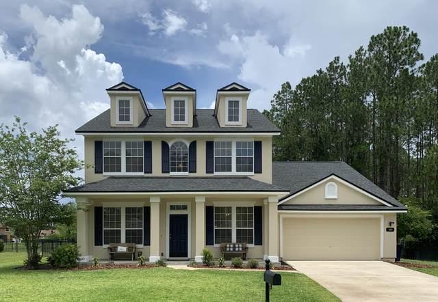323 Blackthorn Place Pl, Fruit Cove, FL 32259 (MLS #1055429) :: The Hanley Home Team