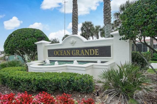 425 N Ocean Grande Dr #105, Ponte Vedra Beach, FL 32082 (MLS #1055437) :: CrossView Realty