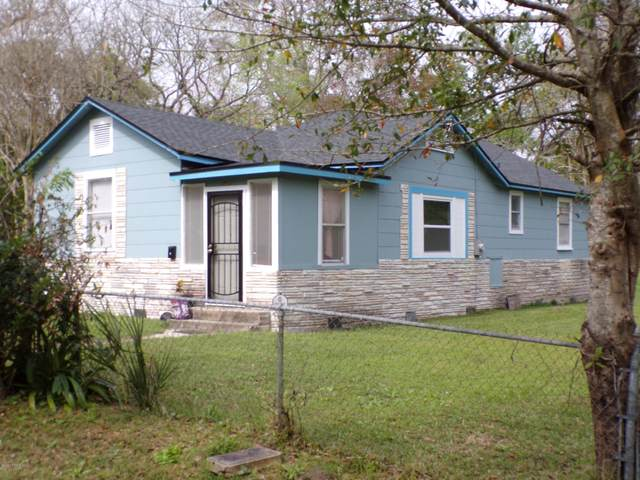 3405 Columbus Ave, Jacksonville, FL 32254 (MLS #1055452) :: The DJ & Lindsey Team