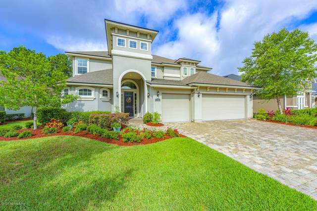 3686 Crossview Dr, Jacksonville, FL 32224 (MLS #1055467) :: CrossView Realty