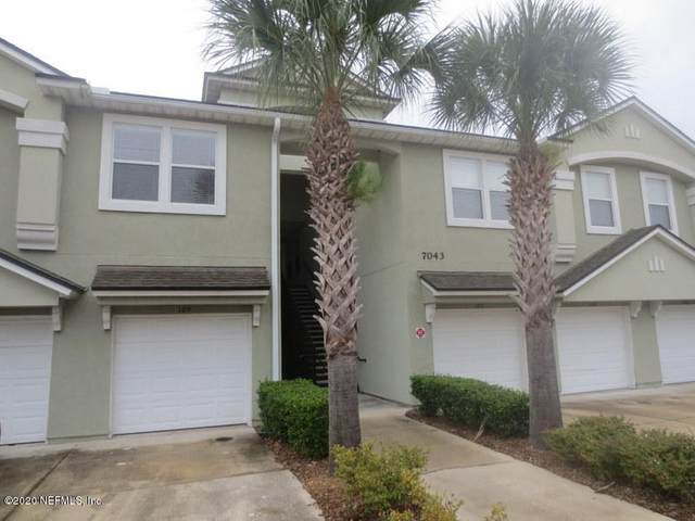 7043 Deer Lodge Cir #109, Jacksonville, FL 32256 (MLS #1055477) :: Memory Hopkins Real Estate