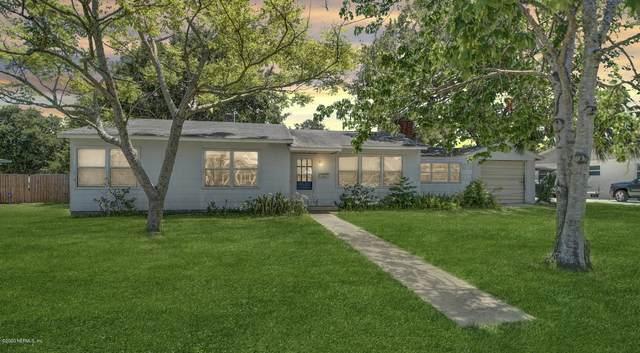 25 Miruela Ave, St Augustine, FL 32080 (MLS #1055489) :: Bridge City Real Estate Co.