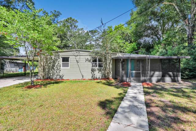 10478 Haverford Rd, Jacksonville, FL 32218 (MLS #1055493) :: Bridge City Real Estate Co.