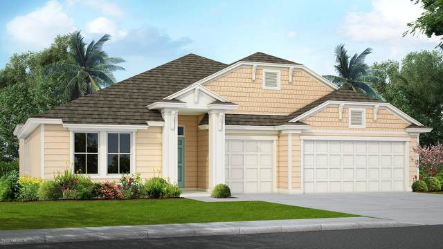 1224 Castle Trail Dr, St Johns, FL 32259 (MLS #1055550) :: The Hanley Home Team