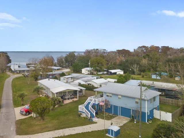 236 Crescent Lake Shore Dr, Crescent City, FL 32112 (MLS #1055633) :: EXIT Real Estate Gallery
