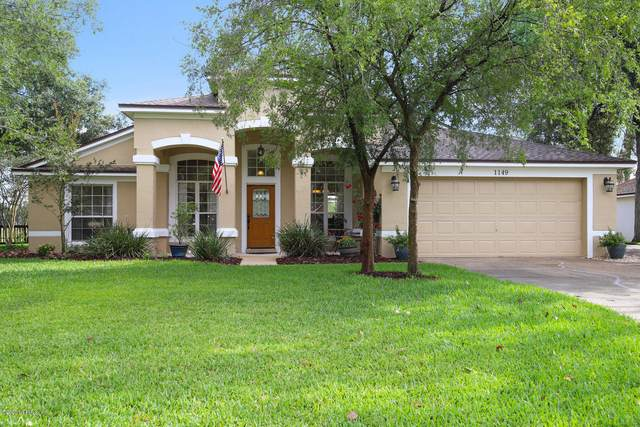 1149 Lake Parke Dr, St Johns, FL 32259 (MLS #1055647) :: Berkshire Hathaway HomeServices Chaplin Williams Realty