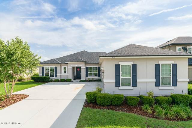 1059 Wetland Ridge Cir, Middleburg, FL 32068 (MLS #1055650) :: Berkshire Hathaway HomeServices Chaplin Williams Realty