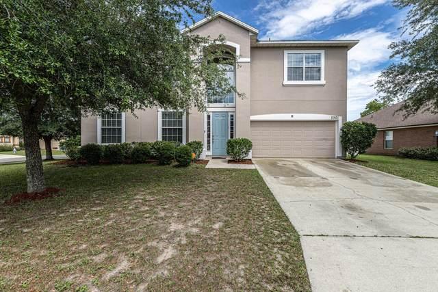 3301 Horseshoe Trail Dr, Orange Park, FL 32065 (MLS #1055654) :: CrossView Realty