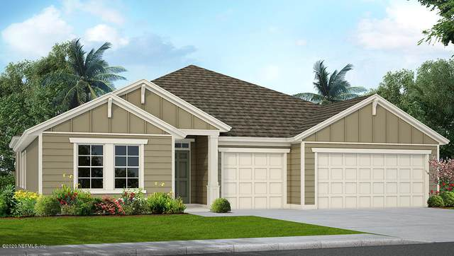 523 Glasgow Dr, St Johns, FL 32259 (MLS #1055675) :: The DJ & Lindsey Team