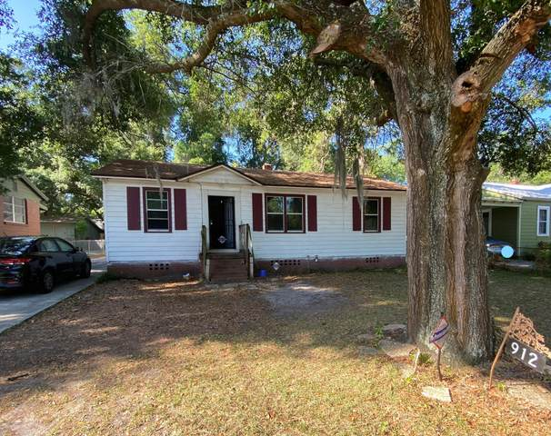 912 Stark St, Jacksonville, FL 32208 (MLS #1055676) :: The DJ & Lindsey Team