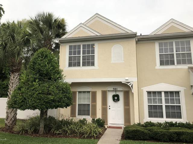 8230 Dames Point Crossing Blvd #501, Jacksonville, FL 32277 (MLS #1055677) :: Ponte Vedra Club Realty