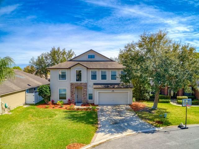 3383 Classic Oak Ct, Orange Park, FL 32065 (MLS #1055689) :: CrossView Realty