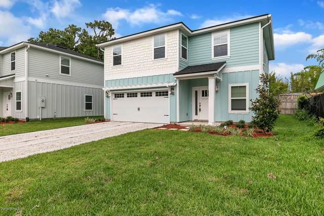 1718 South Beach Pkwy, Jacksonville Beach, FL 32250 (MLS #1055696) :: Ponte Vedra Club Realty