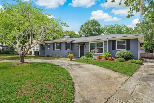 1525 Dunsford Rd, Jacksonville, FL 32207 (MLS #1055708) :: CrossView Realty