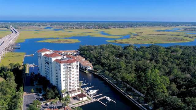 14402 Marina San Pablo Pl #205, Jacksonville, FL 32224 (MLS #1055715) :: CrossView Realty