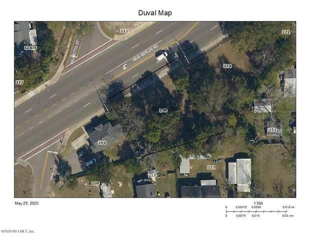 208 New Berlin Rd, Jacksonville, FL 32218 (MLS #1055719) :: CrossView Realty