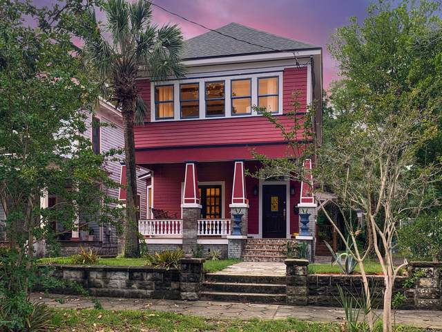 324 W 7TH St, Jacksonville, FL 32206 (MLS #1055746) :: Oceanic Properties