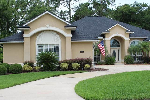 1894 Hickory Trace Dr, Fleming Island, FL 32003 (MLS #1055766) :: Summit Realty Partners, LLC