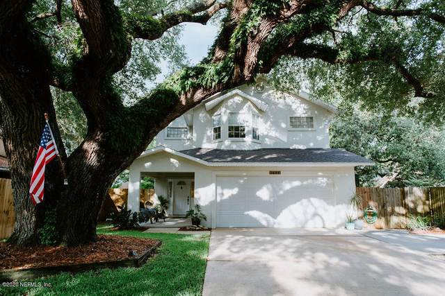 1688 Old Beach Rd, St Augustine, FL 32080 (MLS #1055851) :: EXIT Real Estate Gallery