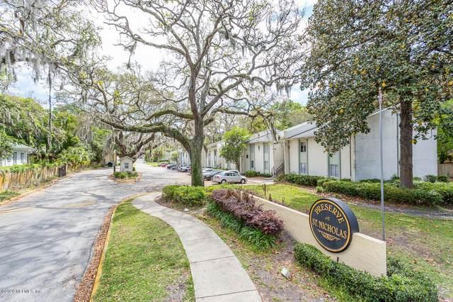 3952 Atlantic Blvd C-19, Jacksonville, FL 32207 (MLS #1055857) :: Oceanic Properties