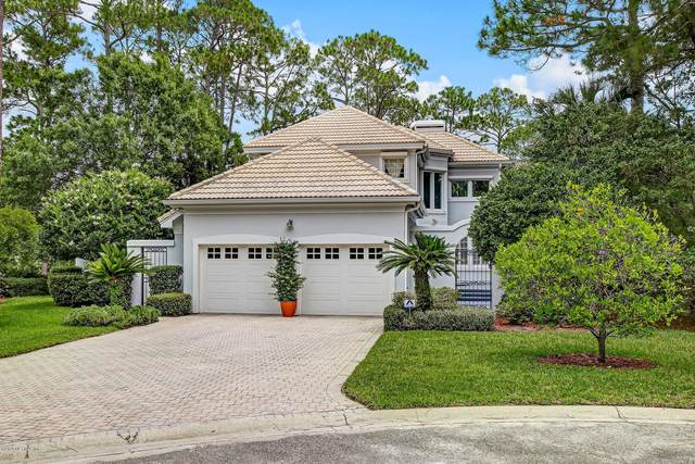 108 Carriage Lamp Way, Ponte Vedra Beach, FL 32082 (MLS #1055859) :: Berkshire Hathaway HomeServices Chaplin Williams Realty