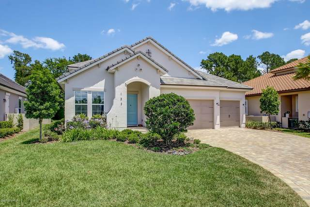 153 Hollyhock Ln, Ponte Vedra Beach, FL 32082 (MLS #1055872) :: The Volen Group, Keller Williams Luxury International