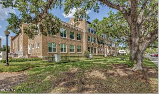 2525 College St #1121, Jacksonville, FL 32204 (MLS #1055886) :: Summit Realty Partners, LLC