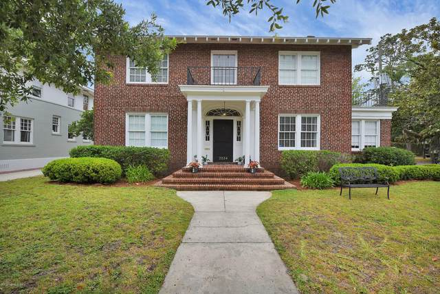 3534 Riverside Ave, Jacksonville, FL 32205 (MLS #1055920) :: Summit Realty Partners, LLC