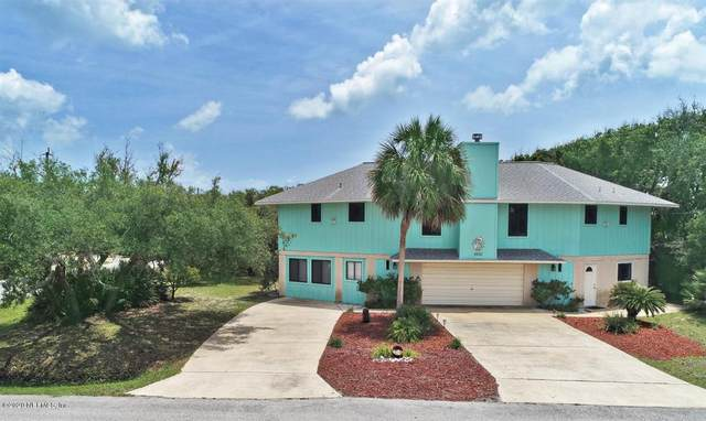 3920 Palm St, St Augustine, FL 32084 (MLS #1055931) :: The Hanley Home Team