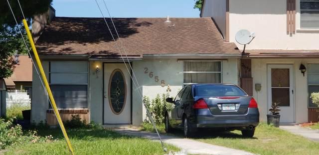 2658 Sunrise Village Dr A, Orange Park, FL 32065 (MLS #1055936) :: Summit Realty Partners, LLC