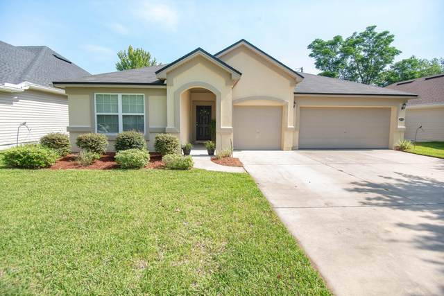 5574 Huckleberry Trl N, Macclenny, FL 32063 (MLS #1055937) :: Keller Williams Realty Atlantic Partners St. Augustine