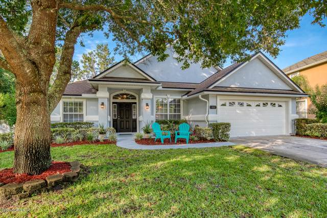 512 Side Creek Ln, St Augustine, FL 32084 (MLS #1055969) :: Berkshire Hathaway HomeServices Chaplin Williams Realty