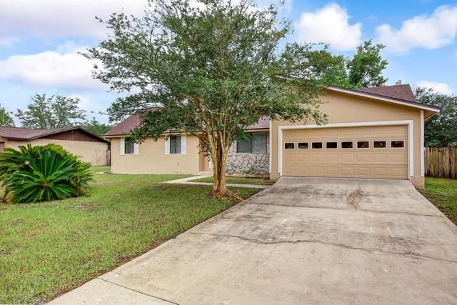 1157 Tumbleweed Dr, Orange Park, FL 32065 (MLS #1055994) :: The Volen Group | Keller Williams Realty, Atlantic Partners