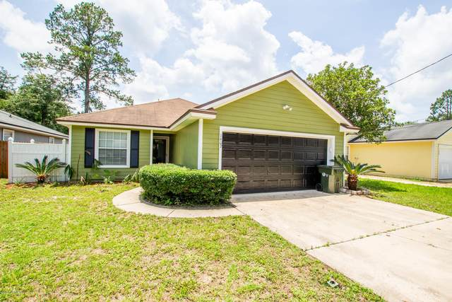 1407 Forbes St, GREEN COVE SPRINGS, FL 32043 (MLS #1055998) :: Summit Realty Partners, LLC