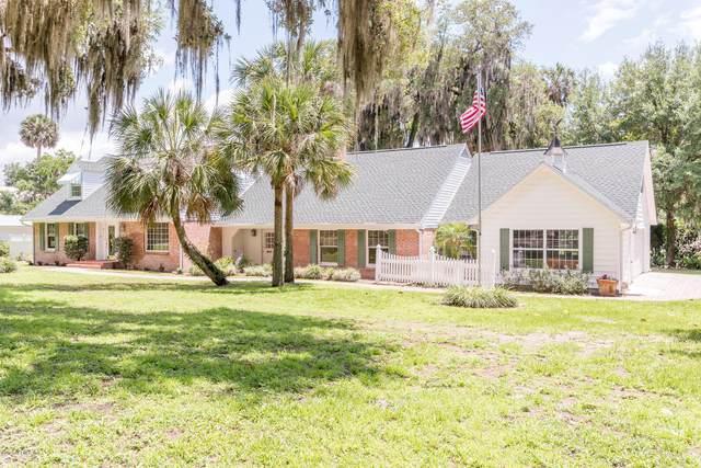 518 N Park St, Crescent City, FL 32112 (MLS #1056094) :: EXIT Real Estate Gallery