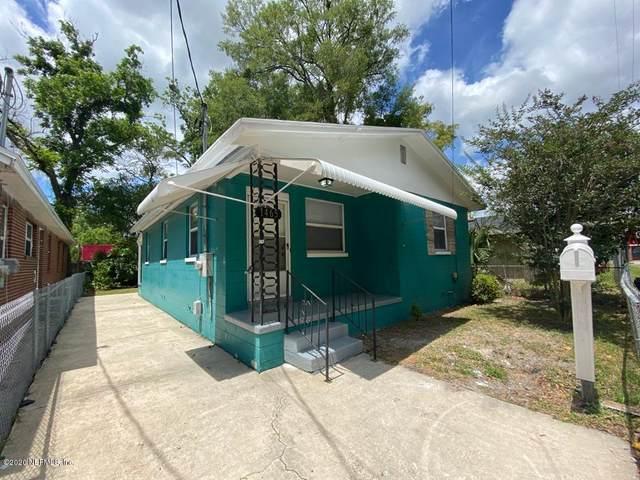 1465 Mitchell St, Jacksonville, FL 32209 (MLS #1056113) :: Momentum Realty
