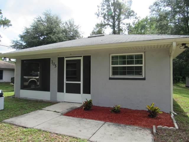 305 Lawrence St, Seville, FL 32190 (MLS #1056118) :: Momentum Realty