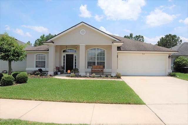 9632 Woodstone Mill Dr, Jacksonville, FL 32244 (MLS #1056128) :: 97Park