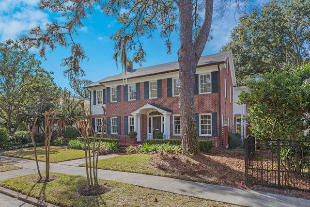 1872 Ribault Ct, Jacksonville, FL 32205 (MLS #1056162) :: EXIT Real Estate Gallery