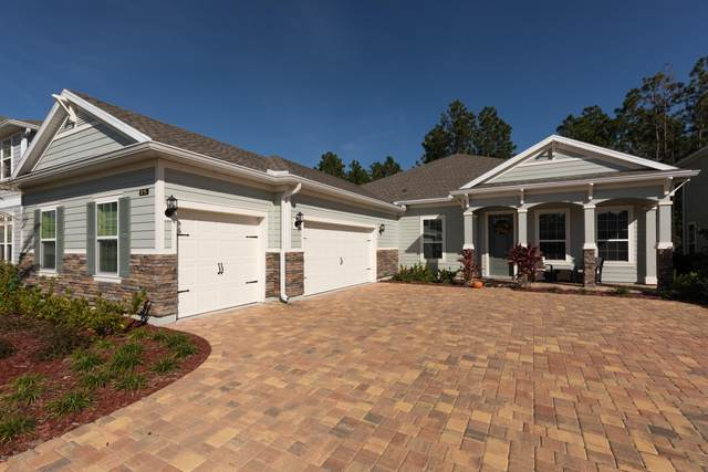 125 San Telmo Ct, St Augustine, FL 32095 (MLS #1056219) :: The DJ & Lindsey Team
