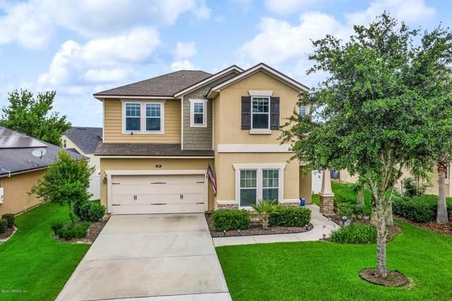 153 Pond Run Ln, Jacksonville, FL 32218 (MLS #1056290) :: Oceanic Properties
