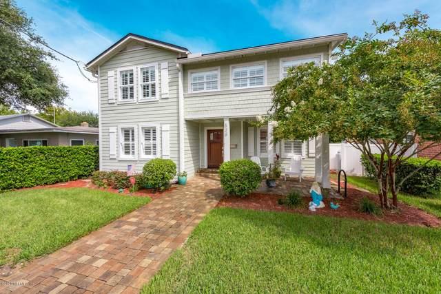 523 3RD Ave N, Jacksonville Beach, FL 32250 (MLS #1056312) :: The Volen Group | Keller Williams Realty, Atlantic Partners