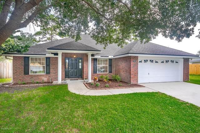 330 Bridgestone Ct, Orange Park, FL 32065 (MLS #1056333) :: Summit Realty Partners, LLC