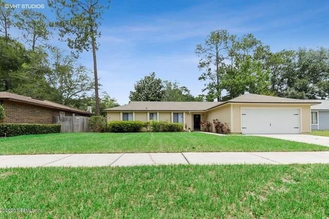 3447 Docksider Dr S, Jacksonville, FL 32257 (MLS #1056430) :: Oceanic Properties