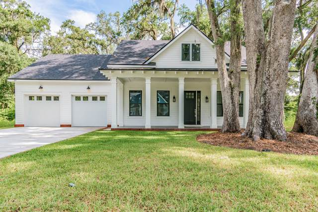 2922 Riverbend Walk, Fernandina Beach, FL 32034 (MLS #1056497) :: The Newcomer Group
