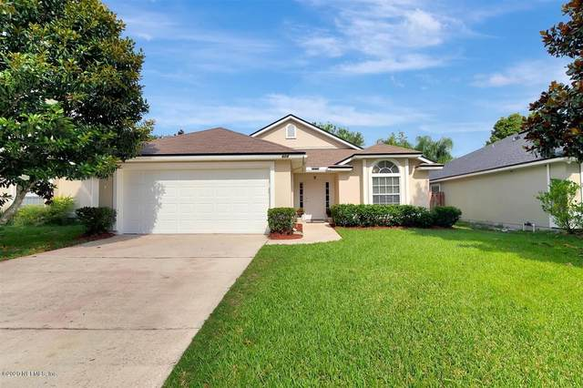858 S Lilac Loop, St Johns, FL 32259 (MLS #1056536) :: Memory Hopkins Real Estate