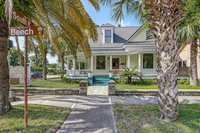 714 Beech St, Fernandina Beach, FL 32034 (MLS #1056542) :: Military Realty