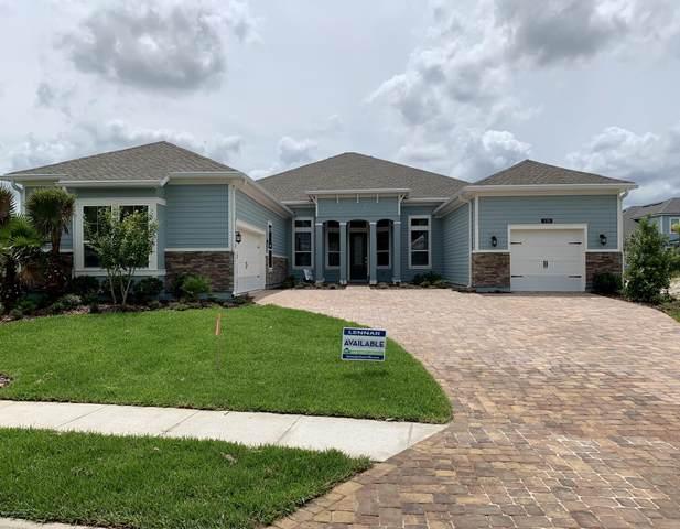 120 Latrobe Ave, St Augustine, FL 32095 (MLS #1056582) :: The Volen Group | Keller Williams Realty, Atlantic Partners