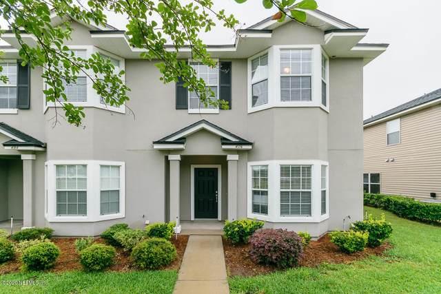 496 Hopewell Dr, Orange Park, FL 32073 (MLS #1056670) :: Summit Realty Partners, LLC